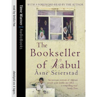 The Bookseller Of Kabul By Asne Seierstad On Audio Cassette - EE712374