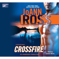 Crossfire Narrated By Coleen Marlo 9 CDs Complete And Unabridged Audio - EE712379
