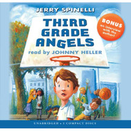 Third Grade Angels Audio By Jerry Spinelli On Audiobook CD Unabridged - EE712394