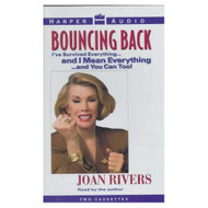 Bouncing Back By Joan Rivers And Joan Rivers Reader On Audio Cassette - EE712433
