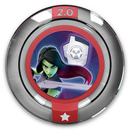 Disney Infinity: Marvel Super Heroes 2.0 Edition Power Disc Gamora's - EE712507