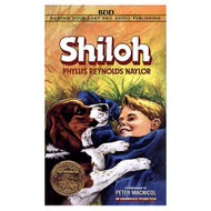 Shiloh By Phyllis Reynolds Naylor And Peter Macnicol On Audio Cassette - EE712522