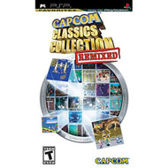 Capcom Classics Collection Remixed Sony For PSP UMD Arcade - EE712555