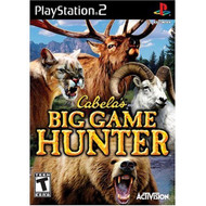 Cabela's Big Game Hunter For PlayStation 2 PS2 Shooter - EE712565
