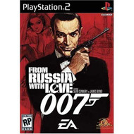 James Bond 007: From Russia With Love For PlayStation 2 PS2 - EE712576
