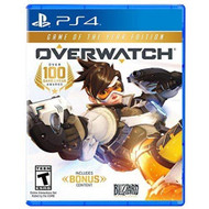 Overwatch Game Of The Year Edition For PlayStation 4 PS4 Shooter - EE712591