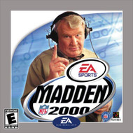 Madden 2000 Game Software Football - EE712597