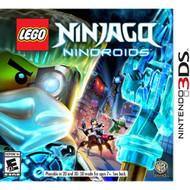 Lego Ninjago Nindroids Nintendo For 3DS - EE712630