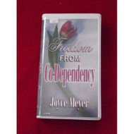 Freedom From Co-Dependency By Joyce Meyer On Audio Cassette - EE712677