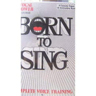 Born To Sing: The Ultimate Voice Training Course 4 Tapes Book By - EE712731