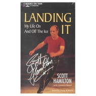 Landing It: My Life On And Off The Ice By Scott Hamilton On Audio - EE712803