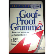 Goof-Proof Grammar Smart Tapes By Margaret Bynum On Audio Cassette - EE712804