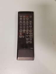 Replacement Remote G0632GE Black Infrared - EE712835