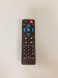 Replacement Remote For Television Black Infrared XY-06 - EE712833
