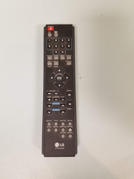 LG 6710CDAG04B Replacement Remote Black Infrared - EE712848
