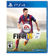 FIFA 15 For PlayStation 4 PS4 Soccer - EE712928