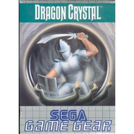 Dragon Crystal For Vintage For Sega Game Gear - EE712936
