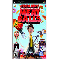 Cloudy With A Chance Of Meatballs Sony For PSP UMD Trivia - EE713051