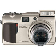 Olympus C7000 7MP Digital Camera With 5X Optical Zoom Silver Point & - EE713075