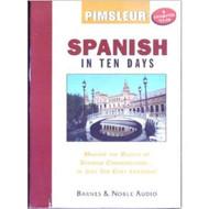 Pimsleur Spanish In Ten Days Pimsleur Audio 6 Cassettes Pimsleur - EE713177