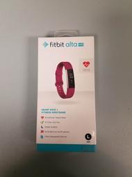 Fitbit Alta HR Fuchsia Large US Version Pink FB408SPML - EE713256
