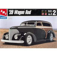 '39 Chevy Wagon Rod 1:25 Model - EE713287