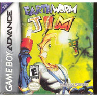 Earthworm Jim For GBA Gameboy Advance - EE713352