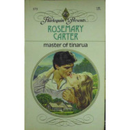 Master Of Tinarua By Rosemary Carter Book Paperback - EE713451