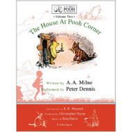 The House At Pooh Corner Volume Two By AA Milne On Audio Cassette 2 - EE713468