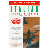 Basic Italian: Cassette/book Package Ll Complete Basic Courses By - EE713482