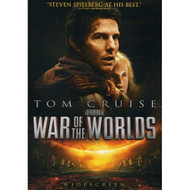War Of The Worlds On DVD With Tom Cruise - EE713517