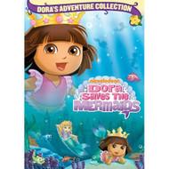 Dora The Explorer: Dora Saves The Mermaids On DVD Children - EE713531