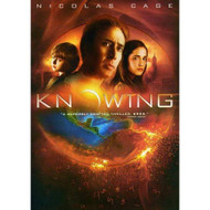 Knowing On DVD With Nicolas Cage - EE713533