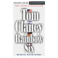 Rainbow Six Tom Clancy By Tom Clancy And David Dukes Reader On Audio - EE713620