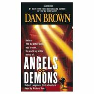 Angels And Demons: A Novel Robert Langdon By Dan Brown And Richard Poe - EE713639