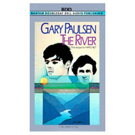 The River By Gary Paulsen And Peter Coyote On Audio Cassette - EE713645