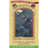 The Ersatz Elevator A Series Of Unfortunate Events Book 6 By Lemony - EE713649