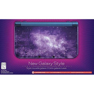 Nintendo New 3DS XL Galaxy Style With AC Adapter - ZZ713680