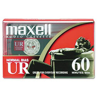 Dictation And Audio Cassette Normal Bias 60 Minutes 30 X 2 By Maxell - EE713682