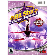 All Star Cheer Squad For Wii Music - DD637510