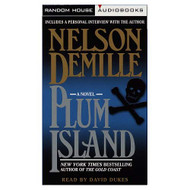 Plum Island By Nelson Demille And David Dukes Reader On Audio Cassette - EE713805