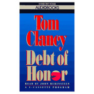Debt Of Honor Tom Clancy By Tom Clancy And John Rubinstein Reader On - EE713837