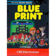 Blueprint For Atari 5200 Vintage Strategy - EE713986