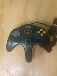 High Frequency Nintendo Green Gamepad For N64 - EE714008