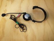 Andrea Anti-Noise NC-181 Headset Black - EE714043