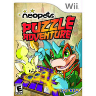 Neopets Puzzle Adventure For Wii And Wii U - EE714064