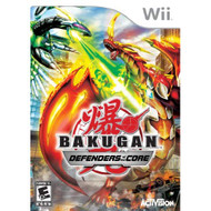 Bakugan Battle Brawlers: Defenders Of The Core For Wii With Manual and - EE714060
