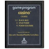 Casino CX2652 - 2600 For Atari Vintage - EE714113