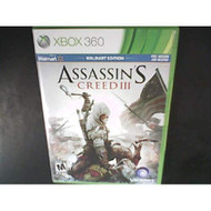 Assassin's Creed III 3 Game For Xbox 360 - ZZ714250