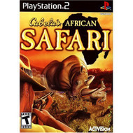 Cabelas African Safari For PlayStation 2 PS2 Shooter - EE714260